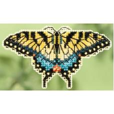 Бабочка Желтый парусник (MH185104)