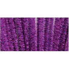 Блестящая проволока-мишура, фиолетовая (GC025 G)