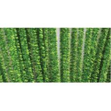 Блестящая проволока-мишура, изумруд (GC025 I)