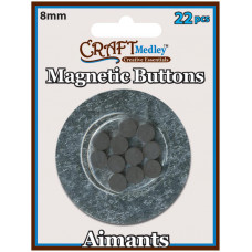 Магнит круглый, 22 шт.(MCMT 038)