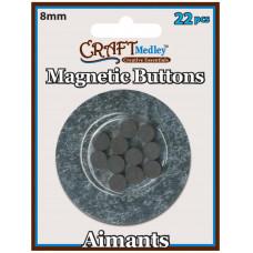 Магнит круглый, 14 шт.(MCMT 045)