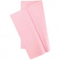 Бумага тишью, 50,8 х 50,8 см, Нежно-розовая, 10 шт (TGW8000 08032)
