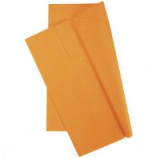 Бумага тишью, 50,8 х 50,8 см, Оранжевая, 10 шт (TGW8000 08043)