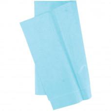 Бумага тишью, 50,8 х 50,8 см, Нежно-голубая, 10 шт (TGW8000 08054)