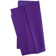 Бумага тишью, 50,8 х 50,8 см, Фиолетовая, 10 шт (TGW8000 08062)