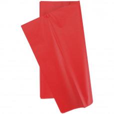 Бумага тишью, 50,8 х 50,8 см, Ярко-красная, 10 шт (TGW8000 08070)
