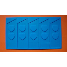 Силиконовый молд для шоколада Орнамент 5 (499)
