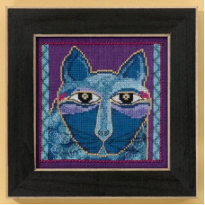 Дикий голубой кот (LB305102)