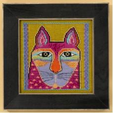 Дикий розовый кот (LB305103)