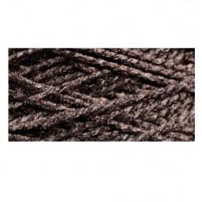 Нитки для вышивки на пластиковой канве, 18,2 м, Black (510 00)