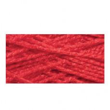 Нитки для вышивки на пластиковой канве, 18,2 м, Christmas Red (510 02)