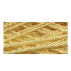 Нитки для вышивки на пластиковой канве, 18,2 м, Yellow (510 57)
