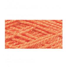 Нитки для вышивки на пластиковой канве, 18,2 м, Bright Orange (510 58)