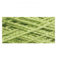 Нитки для вышивки на пластиковой канве, 18,2 м, Bright Green (510 61)