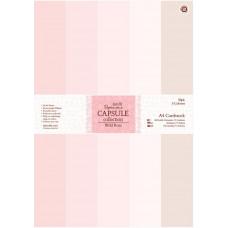 Набор картона Дикая роза, А4 (PM164115)