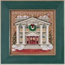 Городской банк в Рождество (MH145302)