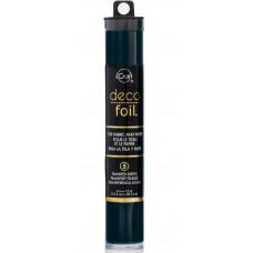 Фольга декоративная черная (DF6X12 51205)
