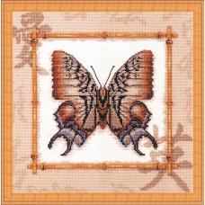 Набор для вышивания бисером Золотое руно Полиура дехана (БС-001)