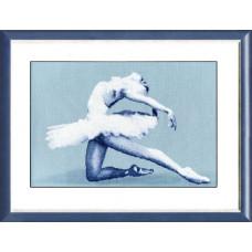 Набор для вышивания крестиком Золотое руно Балерина (ГТ-041)