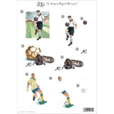 3D карта Soccer (452)