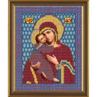 Богородица Владимирская (БИС9008)