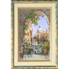 Набор для вышивания крестом Краса і творчість Венецианская сказка  (41012)