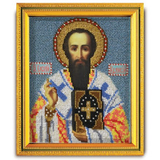 Набор для вышивания бисером Св. Василий Великий (В-325)