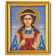 Набор для вышивания бисером Св. Кристина (В-334)
