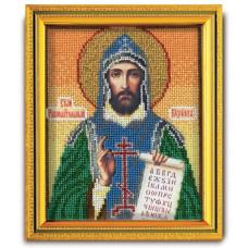 Набор для вышивания бисером Св. Равноапостольный Кирилл (В-339)