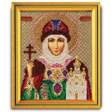 Набор для вышивания бисером Святая равноапостольная княгиня Ольга (В-341)