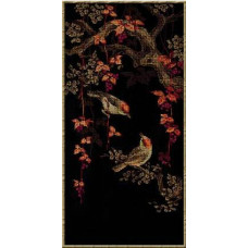 Набор для вышивания крестом Риолис Райские птицы 2 (1062)
