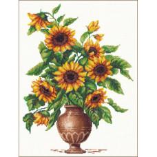 Солнечные цветы (40-29)