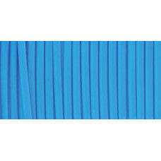 Виниловый (пластиковый) шнур, 2,3 мм , неон голубой (RMS10 33)