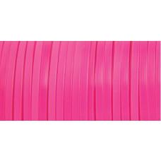 Виниловый (пластиковый) шнур, 2,3 мм , неон малиновый (RMS10 34)