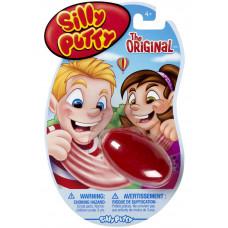 Умный пластилин (хендгам) Silly Putty - жвачка для рук, Красный (08-0313)
