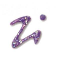 Универсальная краска-контур Fashion Dimensional Paint Plaid, сверкающий фиолетовый (FF 25361)