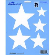 Трафарет Звезды (28000S-28825)