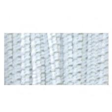 Меховая проволока, 25 шт, 30 см х 3мм, белый (10421 10)