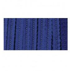 Меховая проволока, 25 шт, 30 см х 6мм, темно-синий (10423 40)
