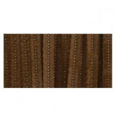 Меховая проволока, 25 шт, 30 см х 6мм, коричневый (10423 50)