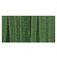 Меховая проволока, 25 шт, 30 см х 6мм, болотно-зеленый (10423 64)