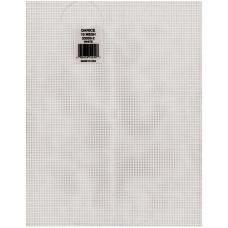 Канва пластиковая #10 белая, 26,7 х 34,3 см (33030 2)