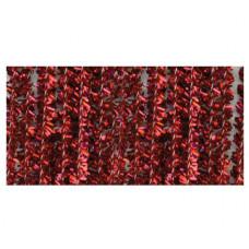 Меховая проволока, 35 шт, 3мм х 30 см, Red (10422 30)