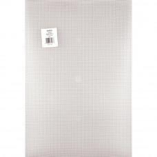 Канва пластиковая #7, прозрачная, большая, 30,5 х 45,72 см (33029)