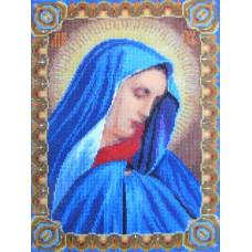 Набор для вышивания крестиком Чарівна мить Икона Божьей матери Скорбящая (461)