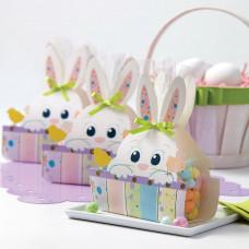 Упаковка для сладостей Кролик пасхальный (W9733)