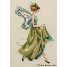 Набор бисера MillHill для дизайна Mirabilia Ivy - Pixie Couture Collection (NC108E)