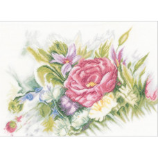 Акварельные цветы (PN156942)