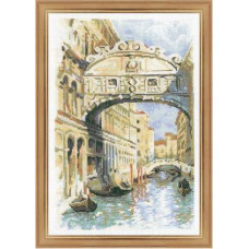 Венеция. Мост вздохов (1552)*