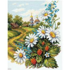Набор для вышивания крестиком Чудесная игла Милые сердцу (43-12)